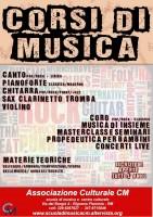 scuola di musica e centro culturale