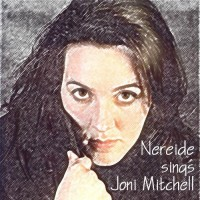 copertina cd Nereide sings joni mitchell